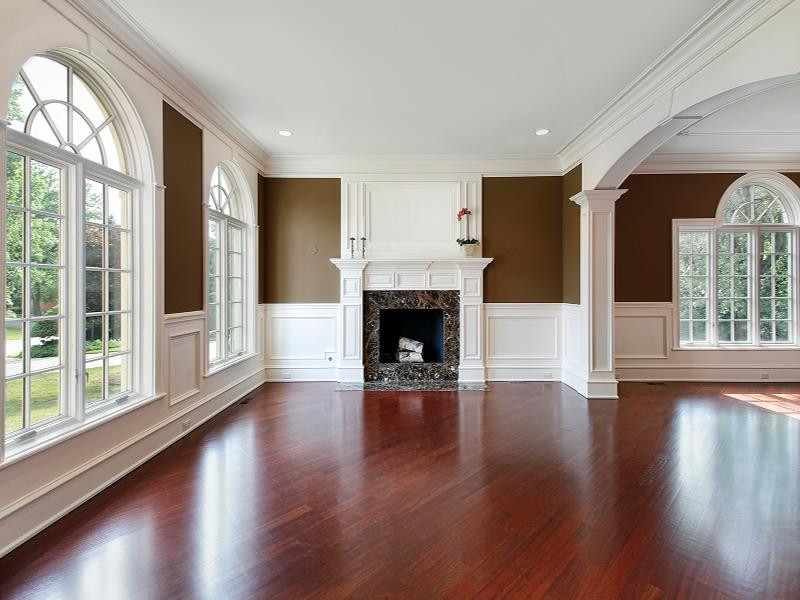 Best ideas about Living Room Flooring . Save or Pin 25 Stunning Living Rooms With Hardwood Floors Now.