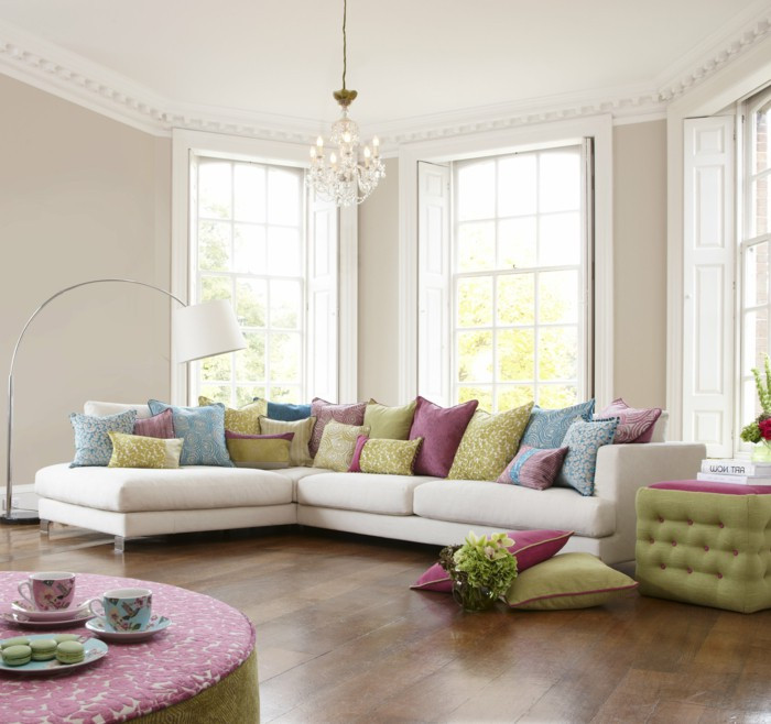 Best ideas about Living Room Paint Ideas . Save or Pin 111 Living Room Painting Ideas – The Best Shades For A Now.