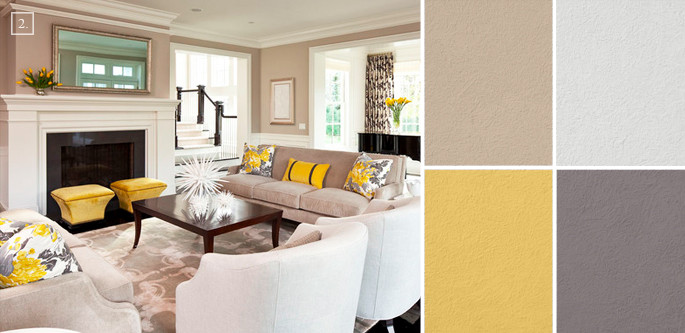 Best ideas about Living Room Paint Ideas . Save or Pin Ideas for Living Room Colors Paint Palettes and Color Now.