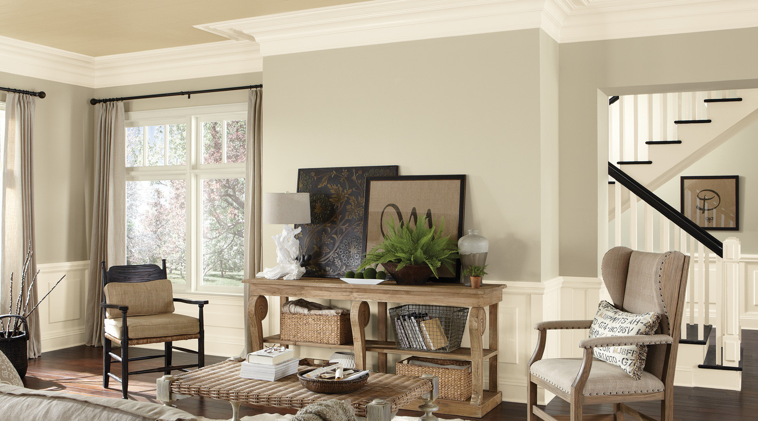 Best ideas about Living Room Paint Ideas . Save or Pin Living Room Paint Color Ideas Now.