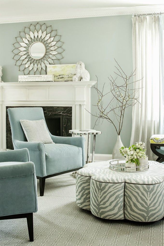 Best ideas about Living Room Paint Ideas . Save or Pin Karen B Wolf Interiors Color my World Now.
