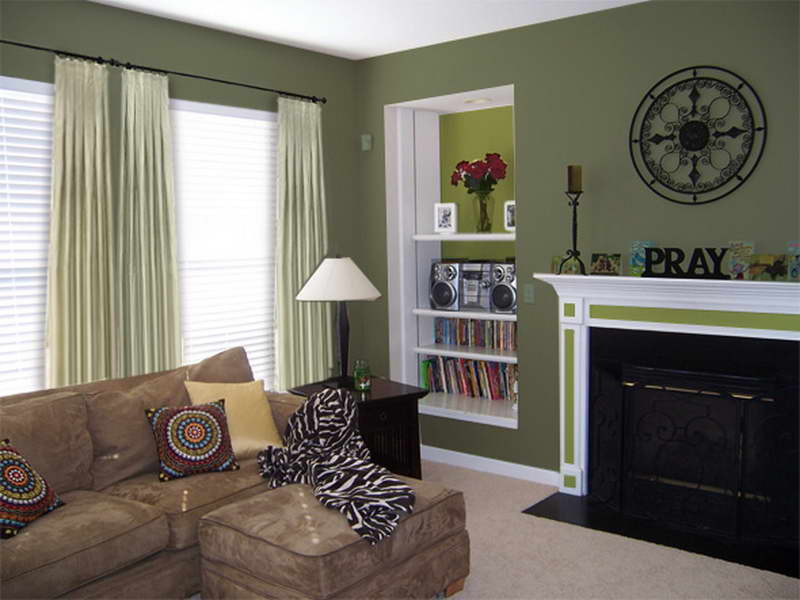 Best ideas about Living Room Paint Ideas . Save or Pin Bloombety Painting Ideas For Living Room With Grey Now.