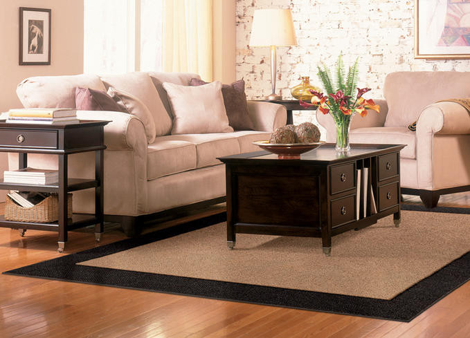 Best ideas about Living Room Rug Ideas . Save or Pin Interior design tips and decorating ideas home designs Now.