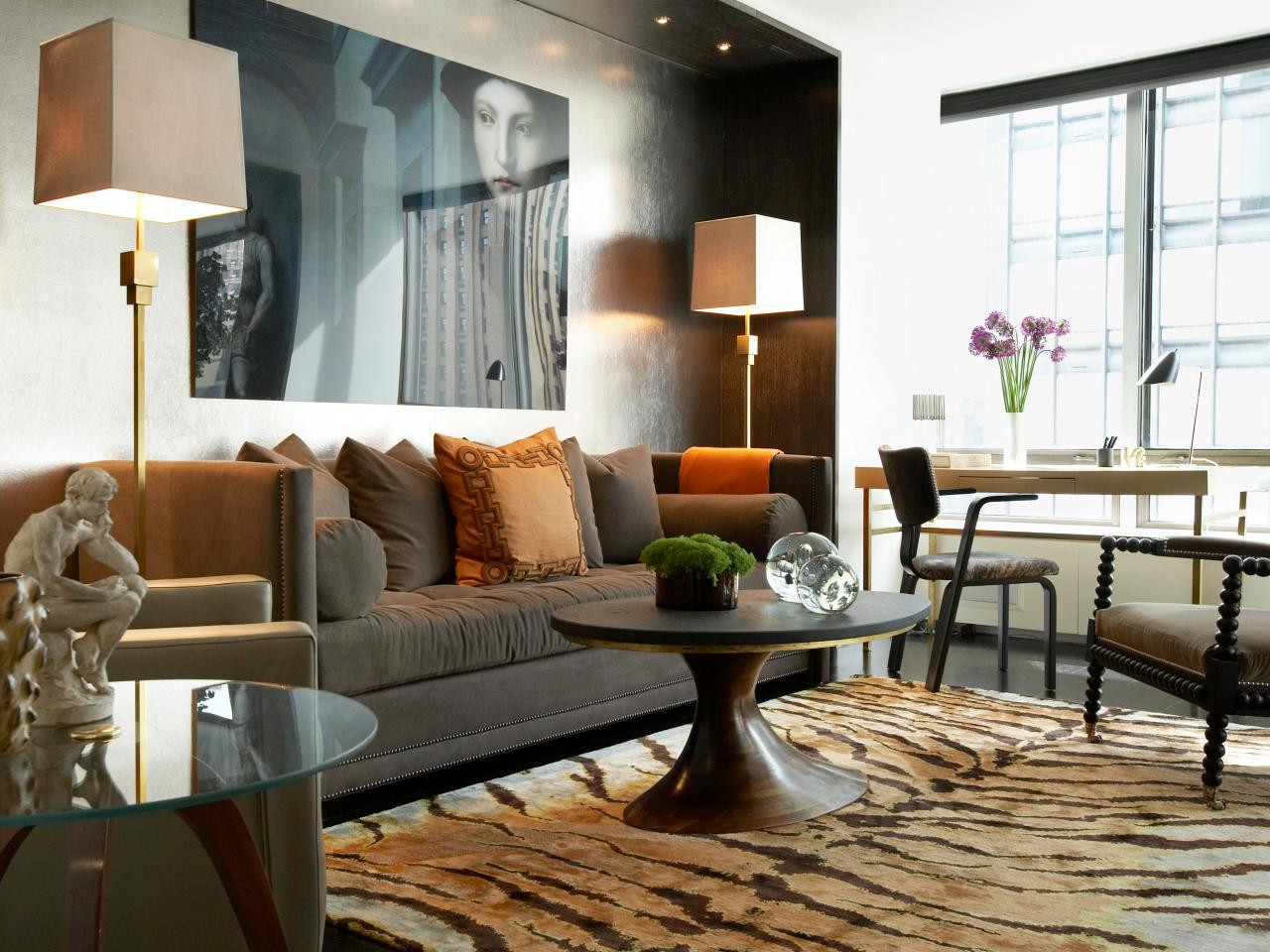 Best ideas about Living Room Rug Ideas . Save or Pin Tips to Place Rugs for Living Room Now.