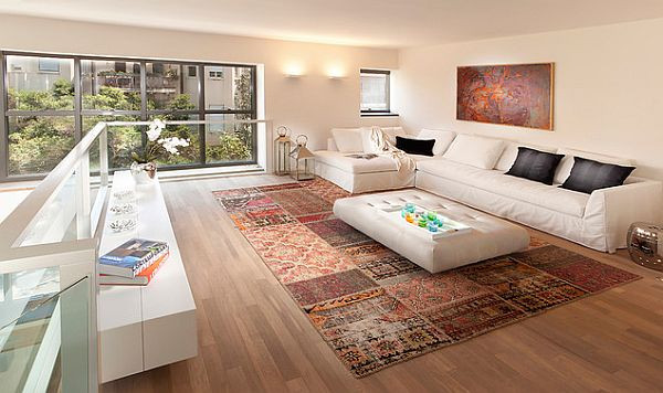 Best ideas about Living Room Rug Ideas . Save or Pin Beautiful Rug Ideas for Every Room of Your Home Now.