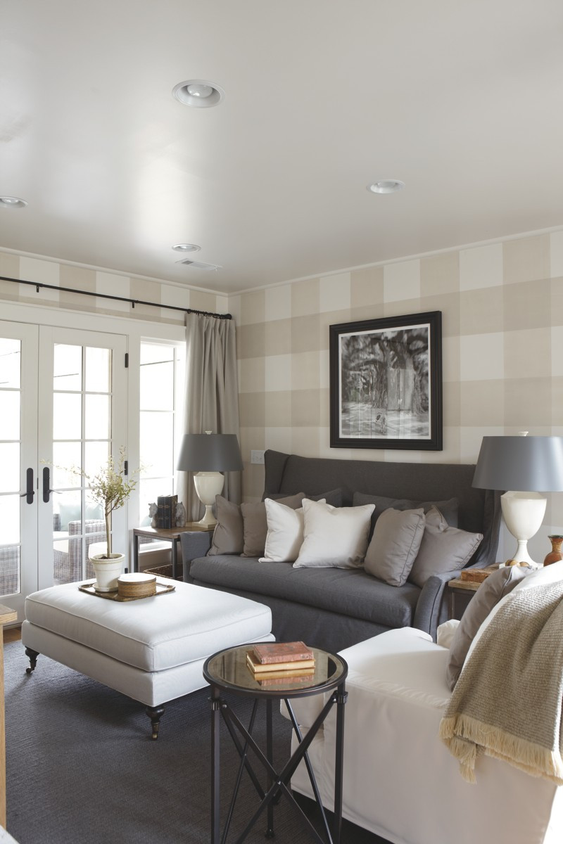 Best ideas about Living Room Wall . Save or Pin Southern Living Idea House 2012 Now.