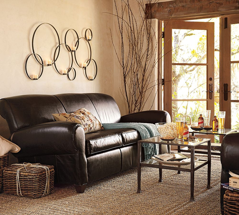Best ideas about Living Room Wall . Save or Pin 30 UNIQUE WALL DECOR IDEAS Godfather Style Now.