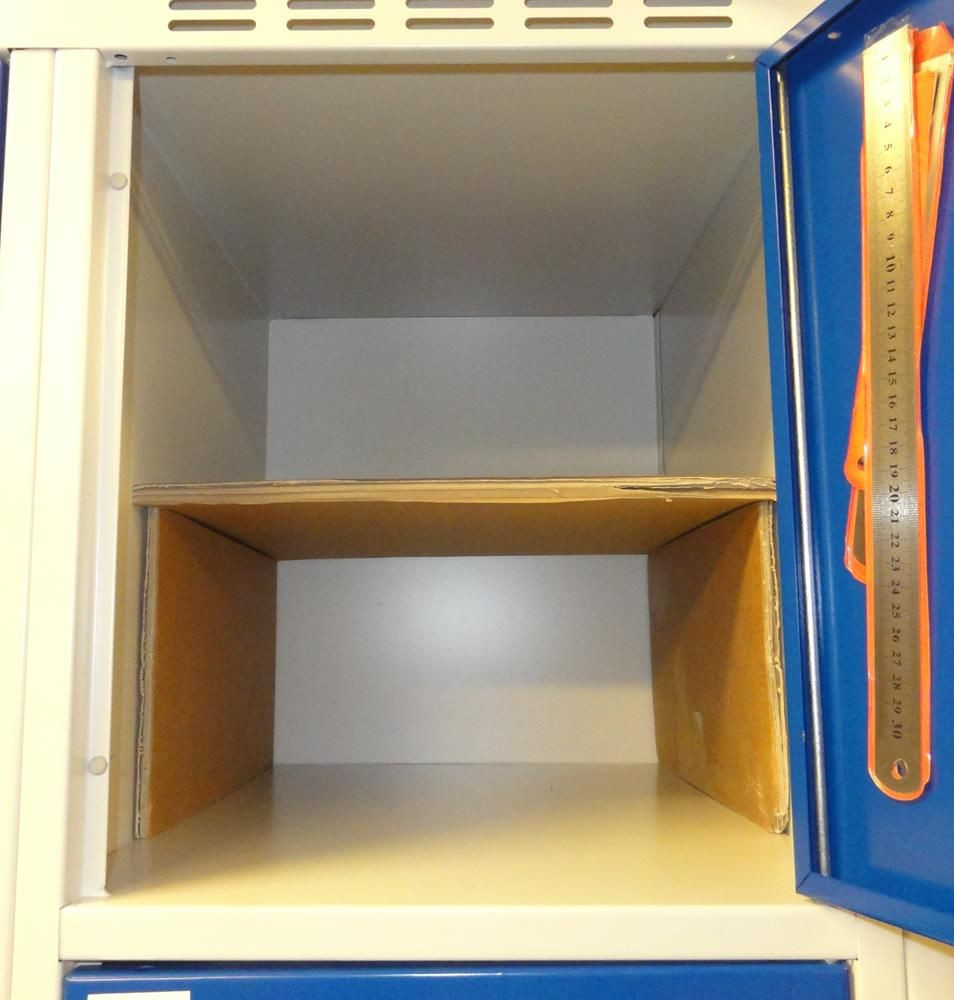 Best ideas about Locker Organizer DIY . Save or Pin Simple and Cheap Locker Shelf Now.