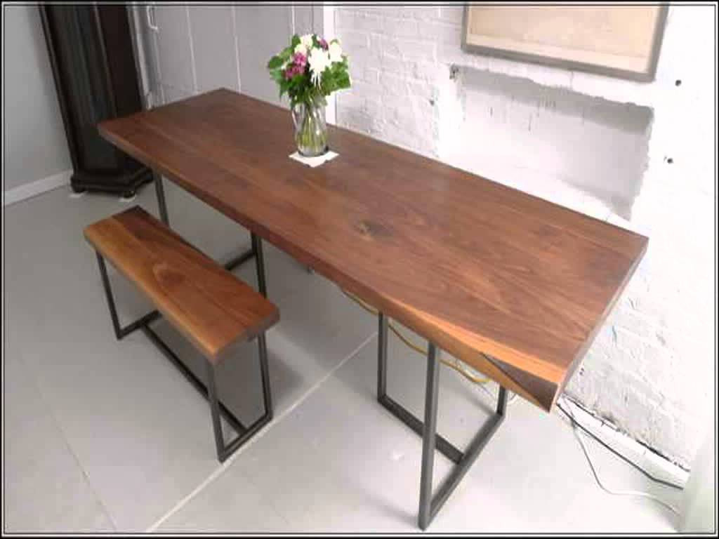 Best ideas about Long Narrow Dining Table . Save or Pin Dining Room Long Narrow Dining Table With Small Wood Solid Now.
