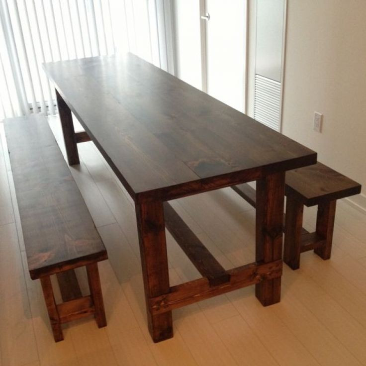 Best ideas about Long Narrow Dining Table . Save or Pin Best 25 Narrow dining tables ideas on Pinterest Now.