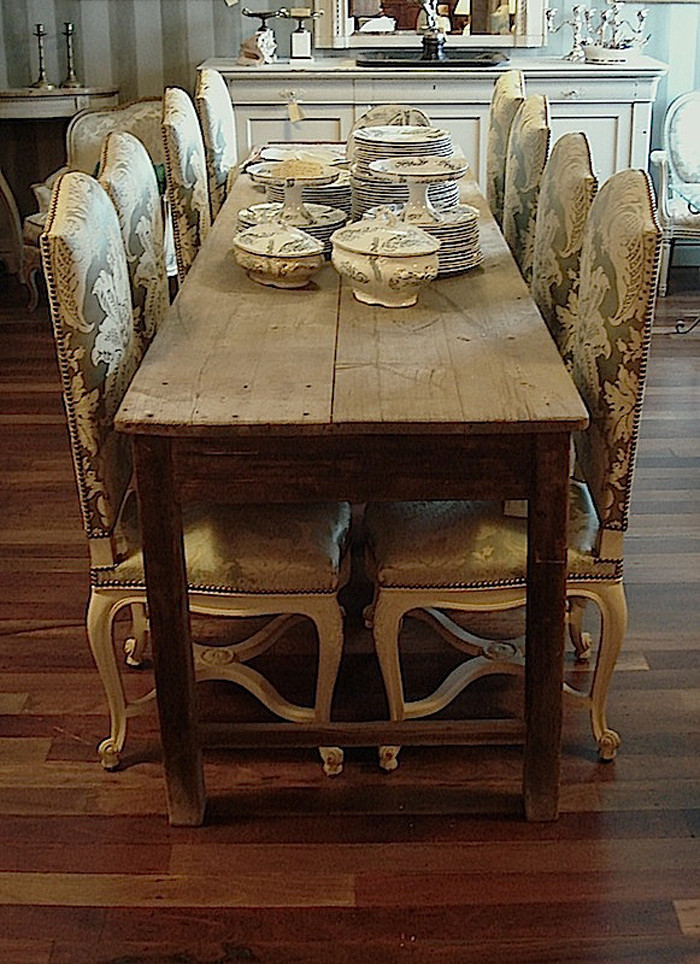 Best ideas about Long Narrow Dining Table . Save or Pin Narrow Dining Room Sets Now.