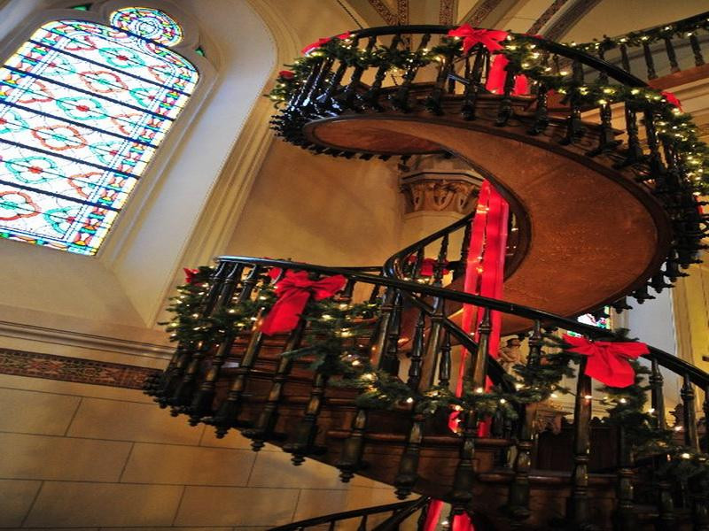 Best ideas about Loretto Chapel Staircase Explained . Save or Pin Decoration Loretto Chapel Staircase Best Source of DIY Now.