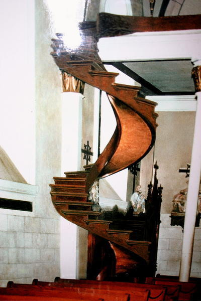 Best ideas about Loretto Chapel Staircase Explained . Save or Pin Infallible Catholic March 2012 Now.