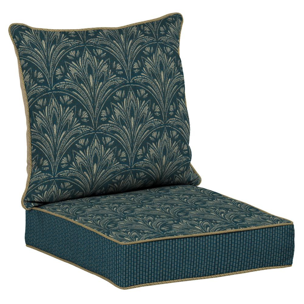 Best ideas about Lounge Chair Cushions . Save or Pin Bombay Outdoors Royal Zanzibar 2 Piece Deep Seating Now.