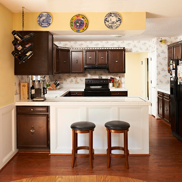 Best ideas about Lowes Kitchen Ideas . Save or Pin Refined and Roomy Kitchen Remodel Now.