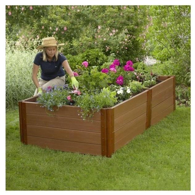 Best ideas about Lowes Outdoor Planters . Save or Pin Scenery Solutions Planter Traditional Outdoor Pots And Now.