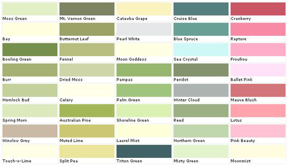 Best ideas about Lowes Paint Colors . Save or Pin Lowes Paint Color Chart Now.