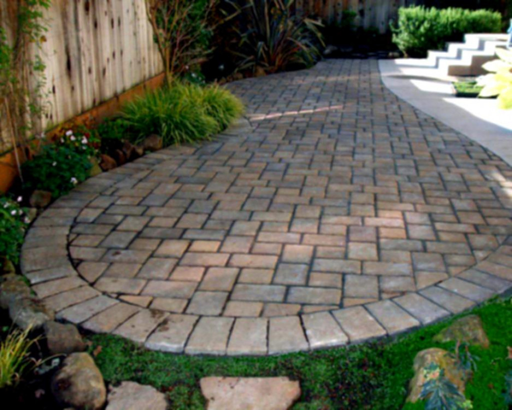 Best ideas about Lowes Patio Stones . Save or Pin Lowes Pavers Round Concrete Stepping Stones Home Depot Now.