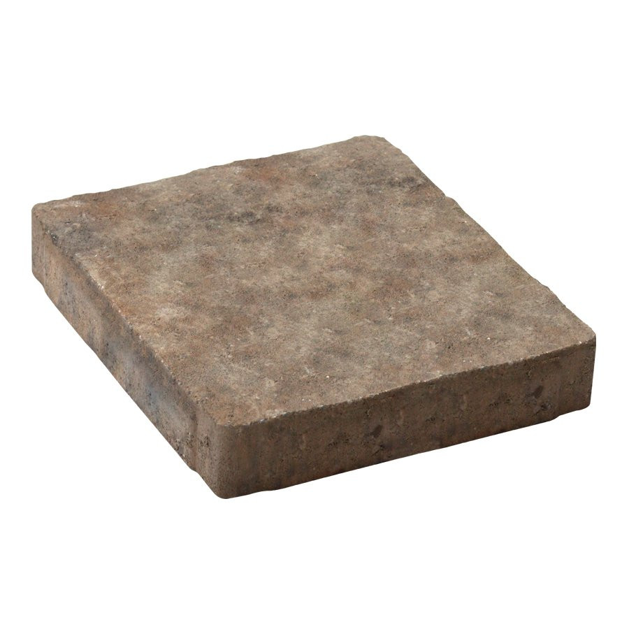 Best ideas about Lowes Patio Stones . Save or Pin Decor 12 in Square Domino Slab Patio Stone Now.