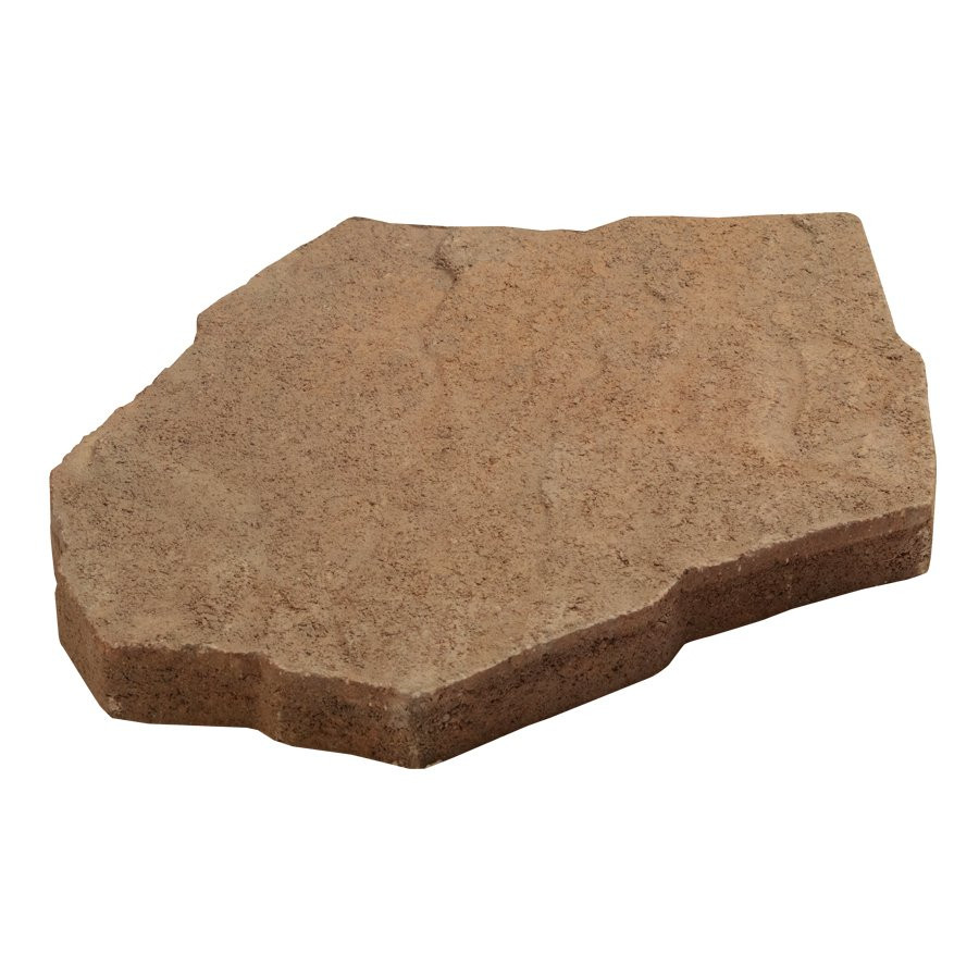 Best ideas about Lowes Patio Stones . Save or Pin Decor 21 in x 16 in Portage Patio Stone Now.