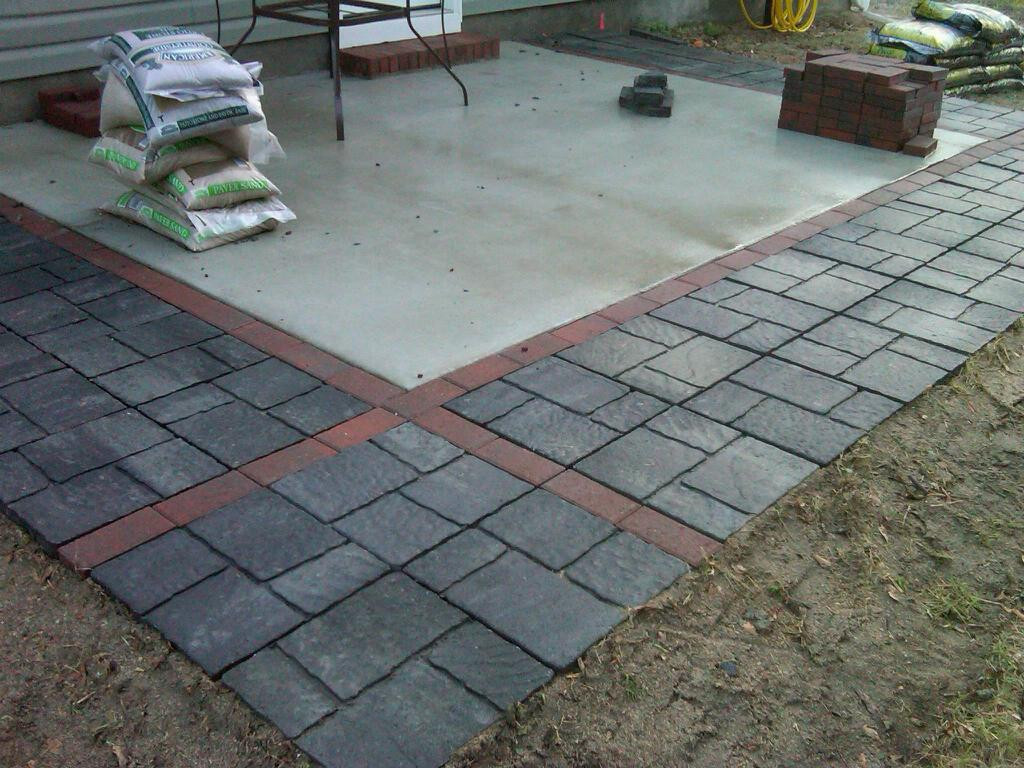 Best ideas about Lowes Patio Stones . Save or Pin Lowes OFF All patio blocks stones edgers and Now.