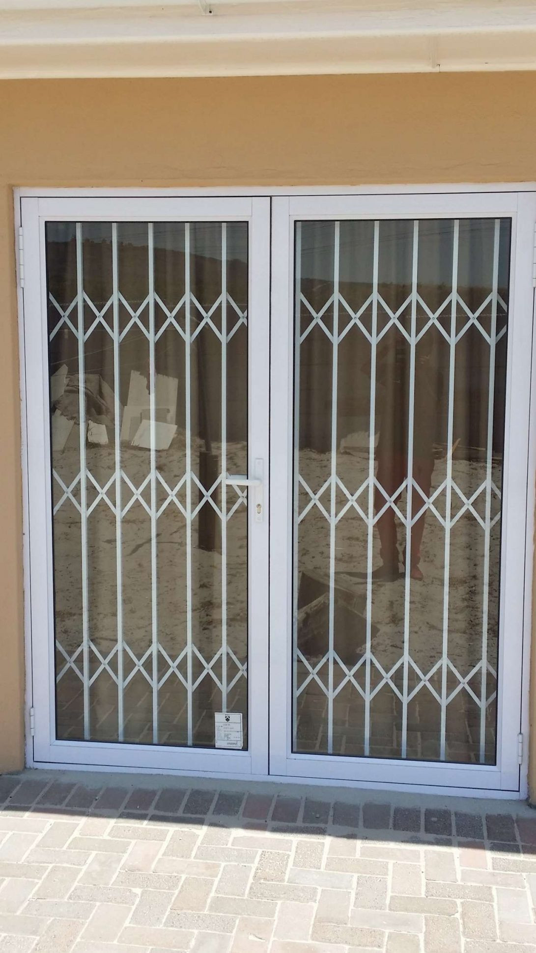 Best ideas about Lowes Sliding Patio Doors . Save or Pin Door Jammer Lowes & Image For Keyless Door Locks Now.