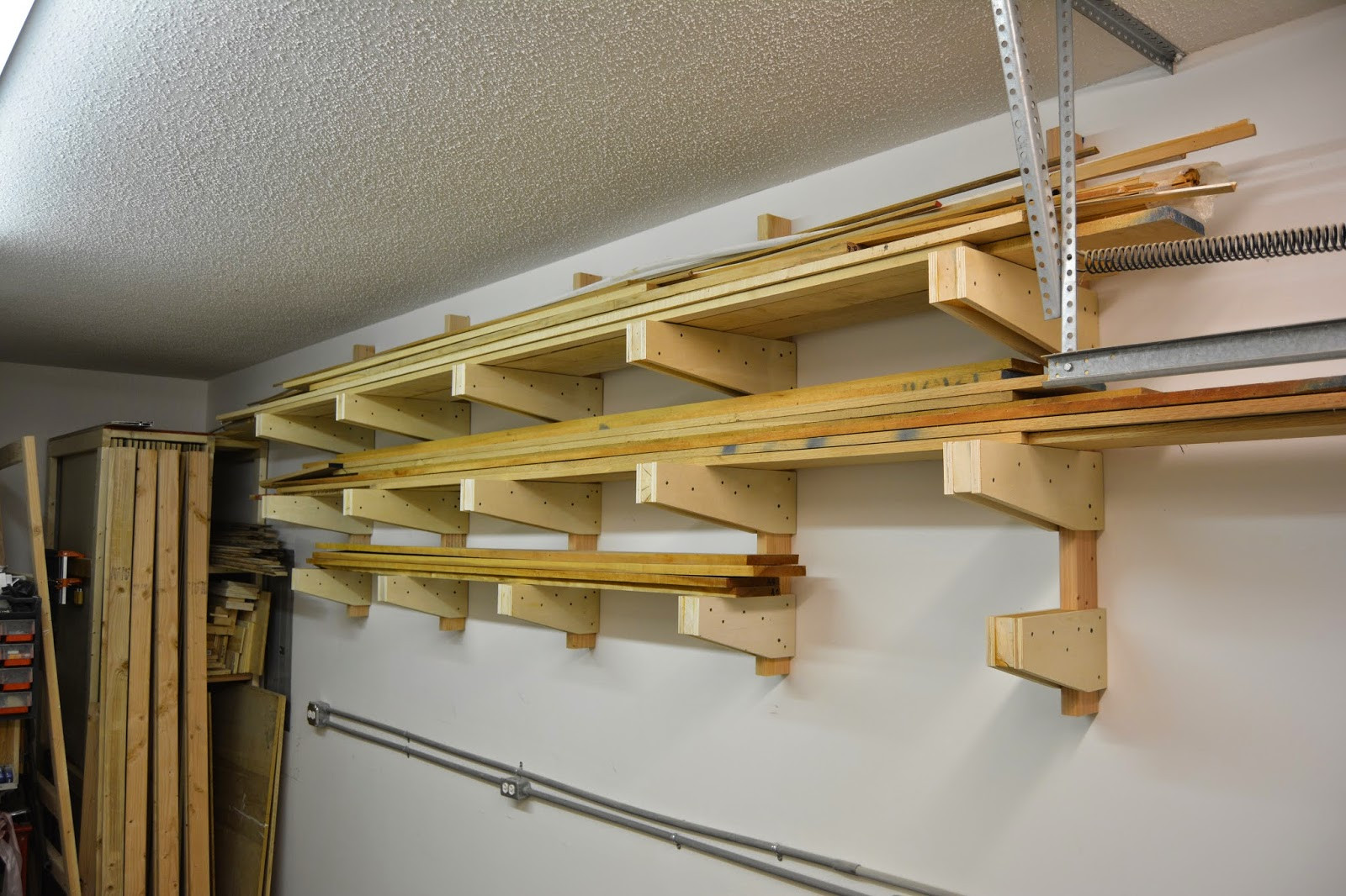 Best ideas about Lumber Rack DIY . Save or Pin Ana White Now.