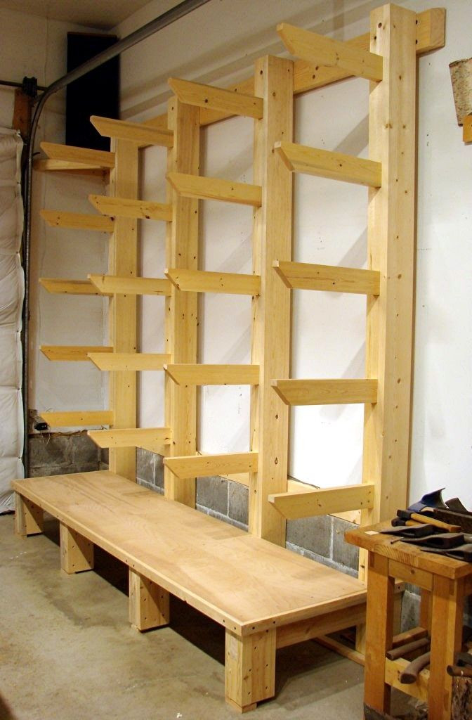 Best ideas about Lumber Storage Ideas . Save or Pin Best 25 Lumber storage ideas on Pinterest Now.