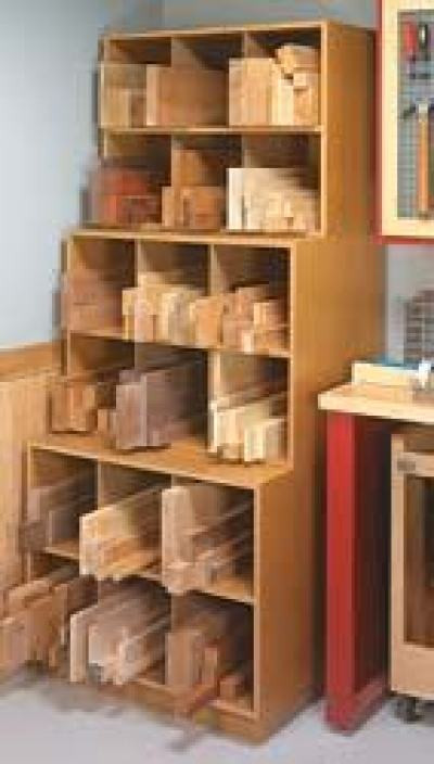 Best ideas about Lumber Storage Ideas . Save or Pin 9 DIY Ideas for Wood Storage Now.