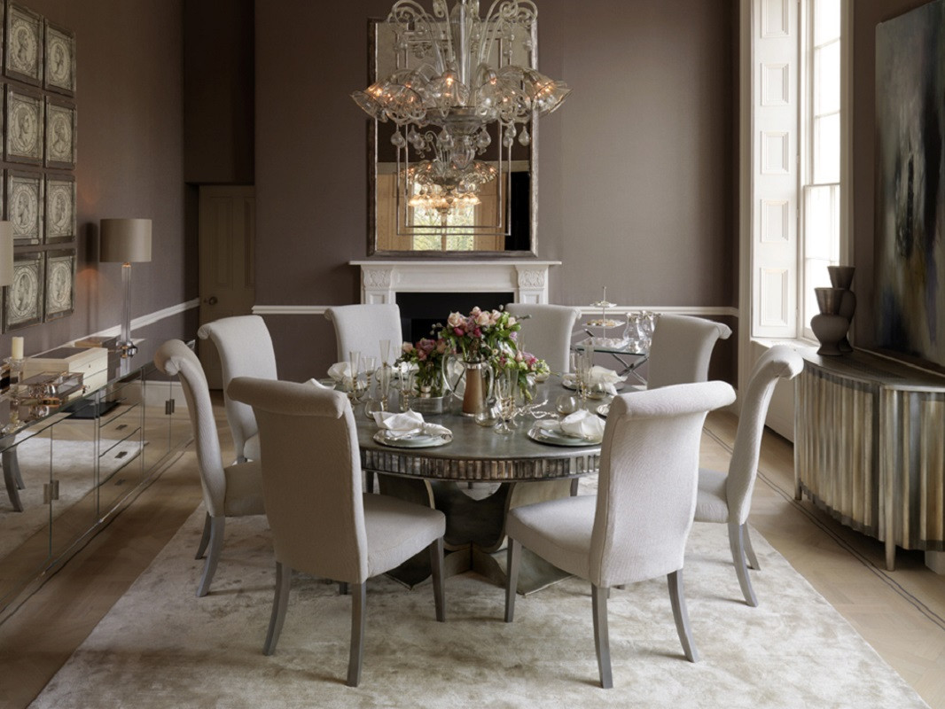 Best ideas about Luxury Dining Room . Save or Pin 20 Outstanding Designer Dining Rooms Dk Decor Now.