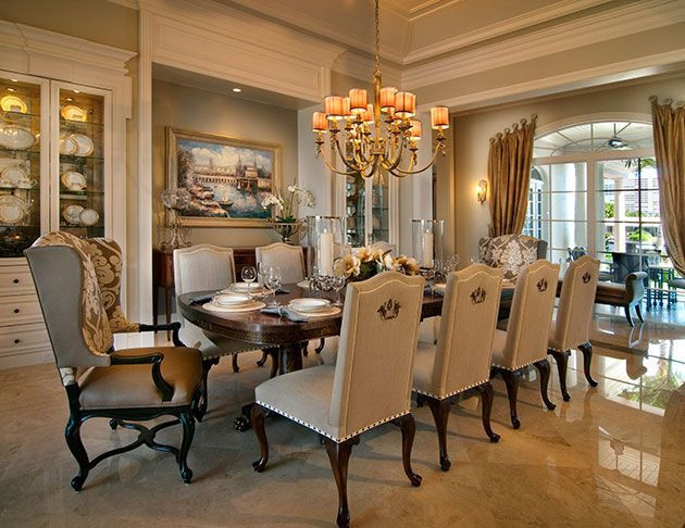 Best ideas about Luxury Dining Room . Save or Pin Best 25 Luxury dining room ideas on Pinterest Now.