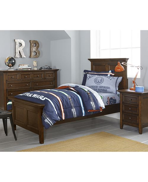 Best ideas about Macys Bedroom Sets . Save or Pin Furniture Matteo Kids Twin Bedroom Furniture Collection Now.