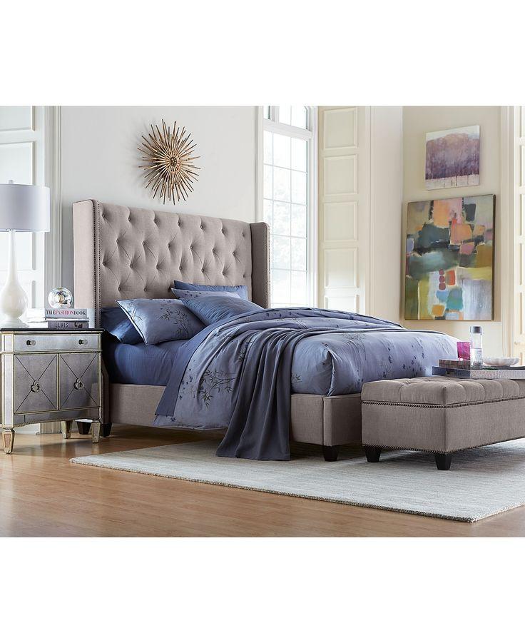 Best ideas about Macys Bedroom Sets . Save or Pin Rosalind Upholstered Bedroom Furniture Bedroom Now.