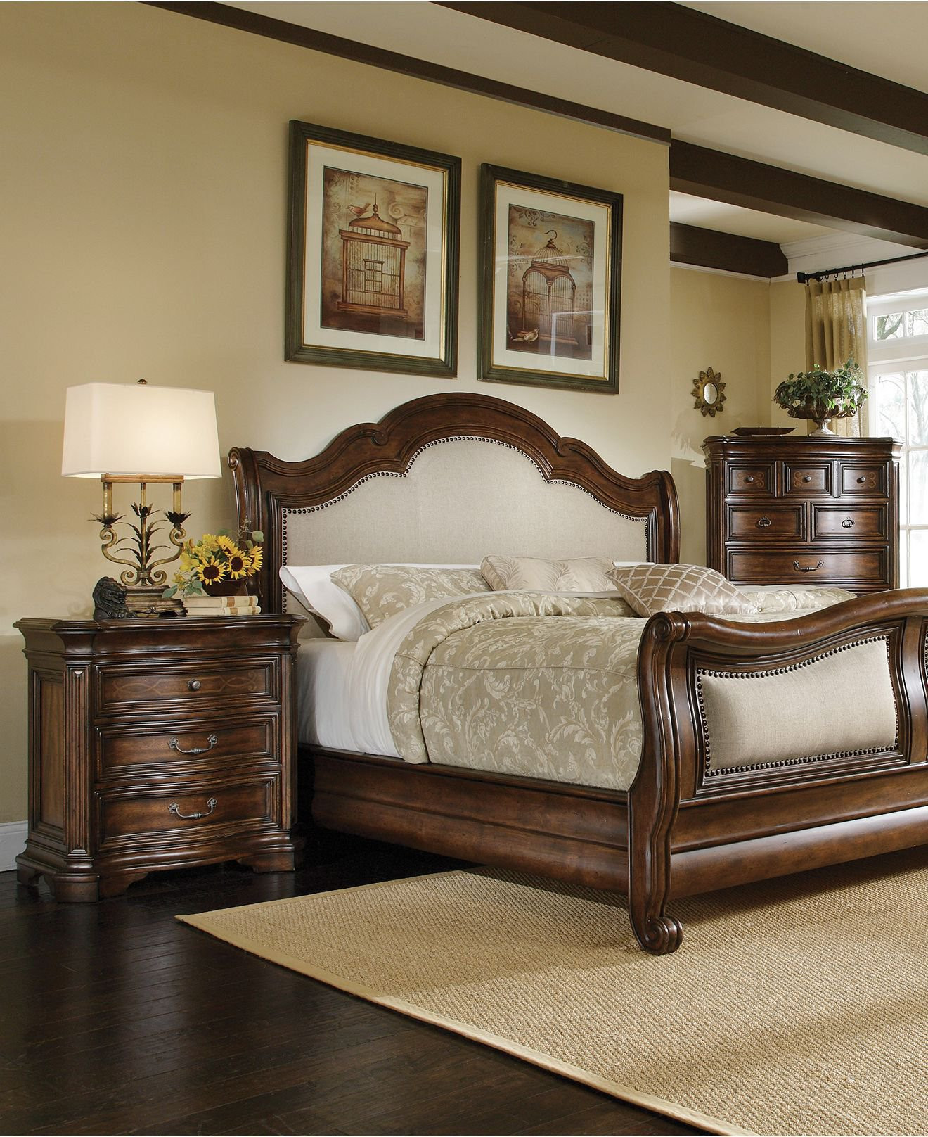 Best ideas about Macys Bedroom Sets . Save or Pin Salamanca Bedroom Furniture Sets & Pieces from Macy s Now.