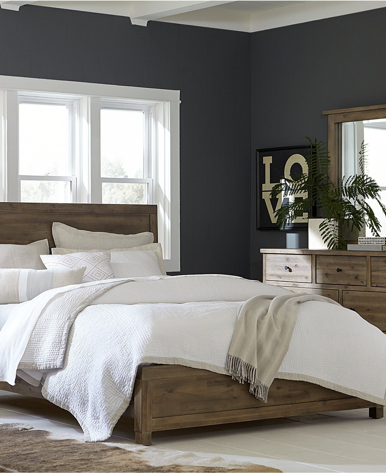 Best ideas about Macys Bedroom Sets . Save or Pin Canyon Platform Bedroom Furniture Collection Created for Now.
