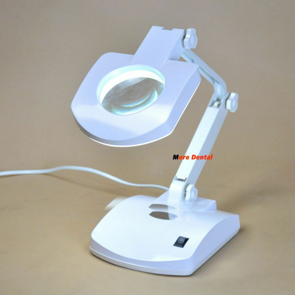 Best ideas about Magnification Desk Lamp . Save or Pin Dental Lab 5X Magnifying Magnifier Desk Lamp Glass Lens Now.