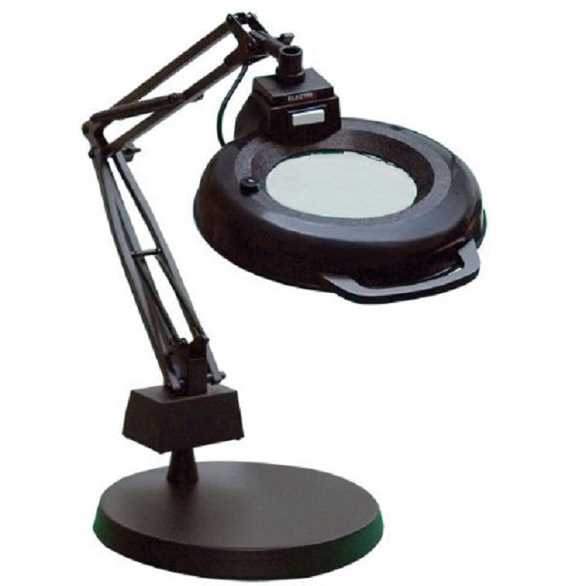 Best ideas about Magnification Desk Lamp . Save or Pin ELECTRIX Desk Top Magnifying Lamp Now.