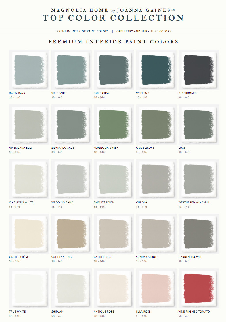 Best ideas about Magnolia Paint Colors . Save or Pin Dining Room Paint Color How to Nest for Less™ Now.