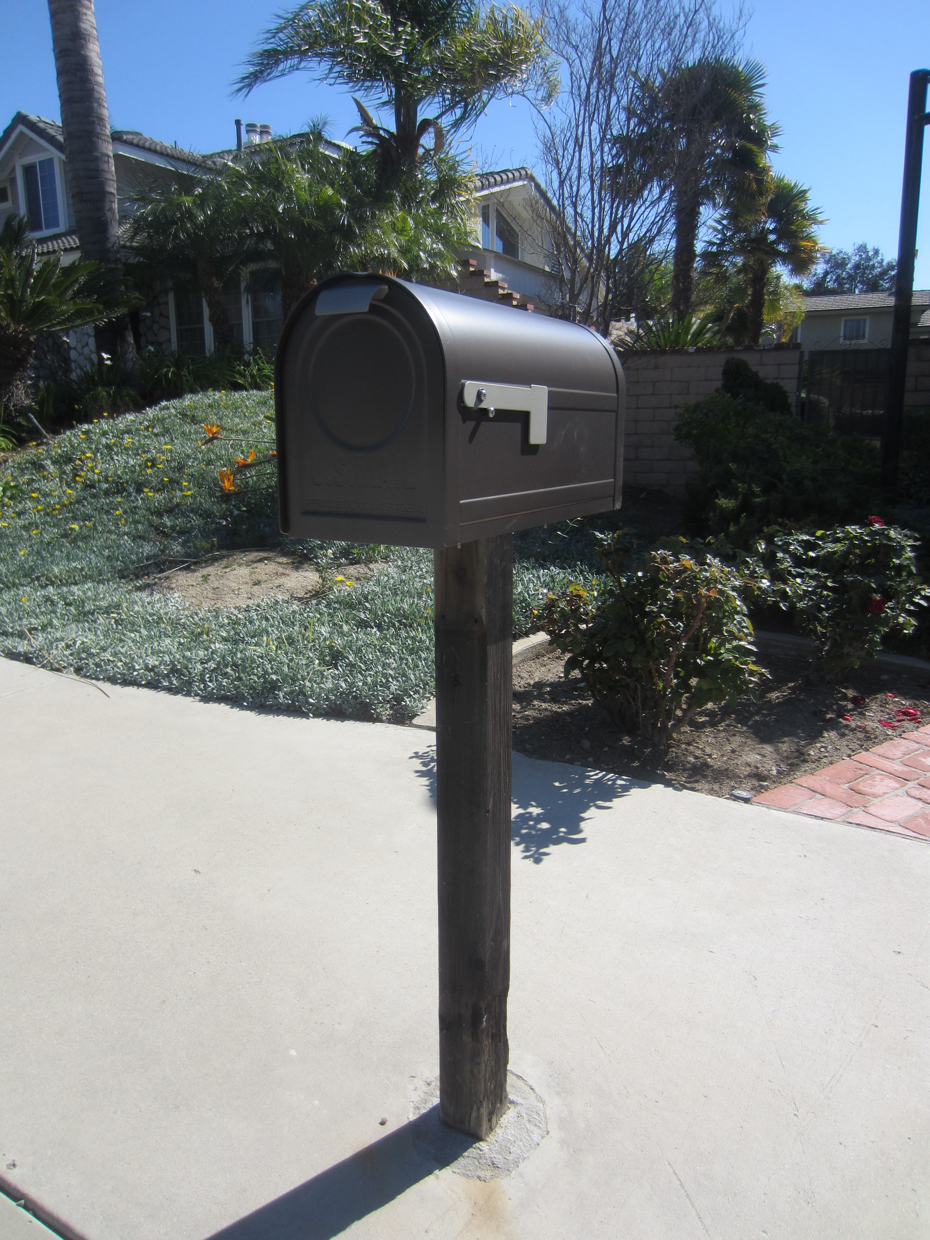 Best ideas about Mailbox Post DIY . Save or Pin Mailbox Ideas DIY Inspired Now.