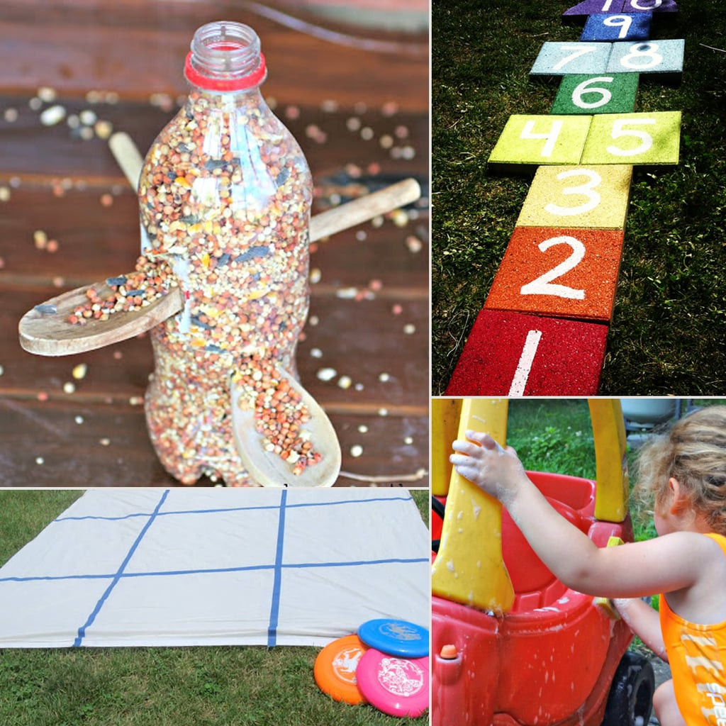 Best ideas about Making Stuff For Kids . Save or Pin Backyard Activities to Do and Make With Kids This Summer Now.