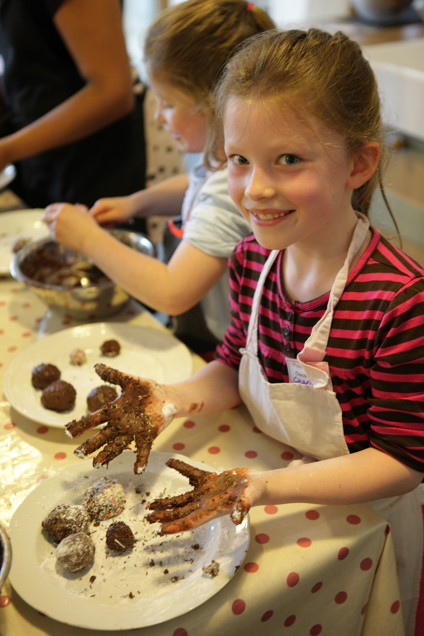 Best ideas about Making Stuff For Kids . Save or Pin Kids cookery Parties Now.