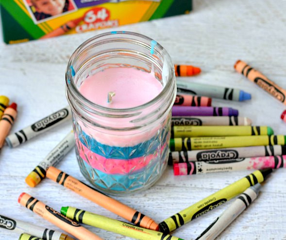 Best ideas about Making Stuff For Kids . Save or Pin 14 Things to Make with Crayons – Moms and Crafters Now.