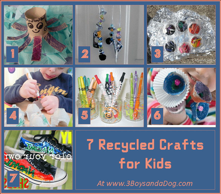 Best ideas about Making Stuff For Kids . Save or Pin 23 Fun Things for Kids to Make – 3 Boys and a Dog Now.