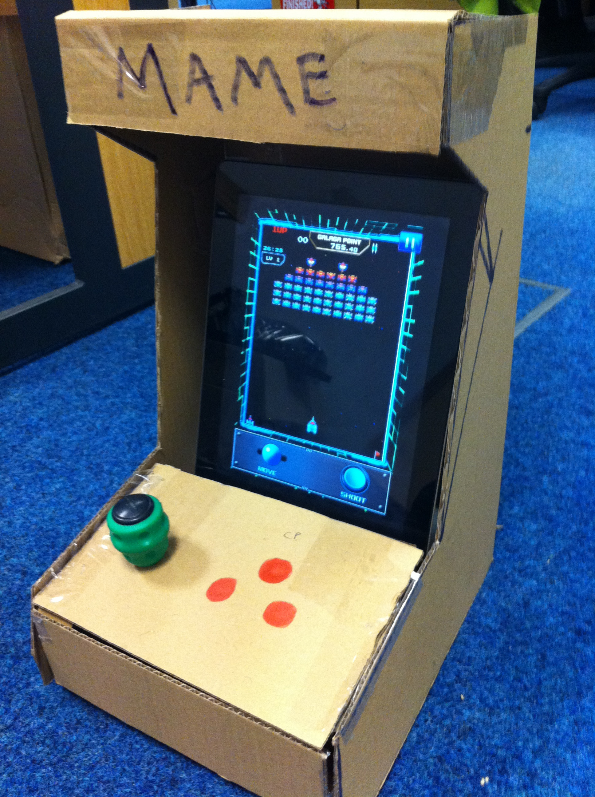 Best ideas about Mame Arcade Cabinet . Save or Pin Mini Bartop Arcade Machine StiGGy s Blog Now.