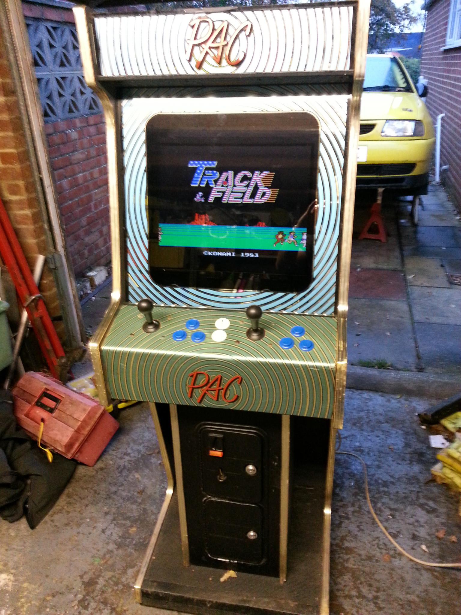 Best ideas about Mame Arcade Cabinet . Save or Pin Guest blog 6 MAME cabinet by Darren J Raspberry Pi Now.