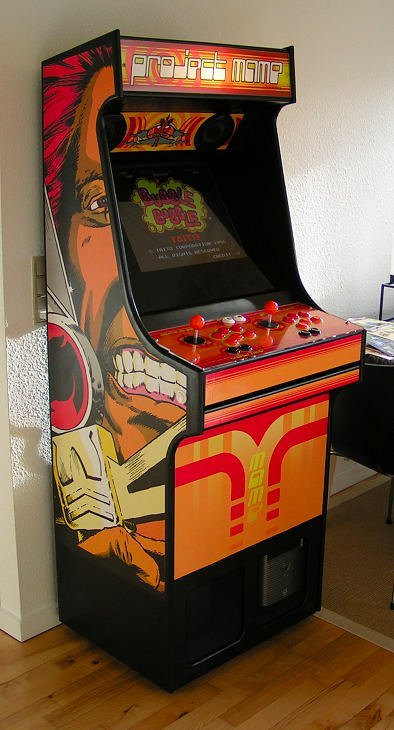 Best ideas about Mame Arcade Cabinet . Save or Pin 10 DIY Arcade Projects That You ll Want To Make Now.