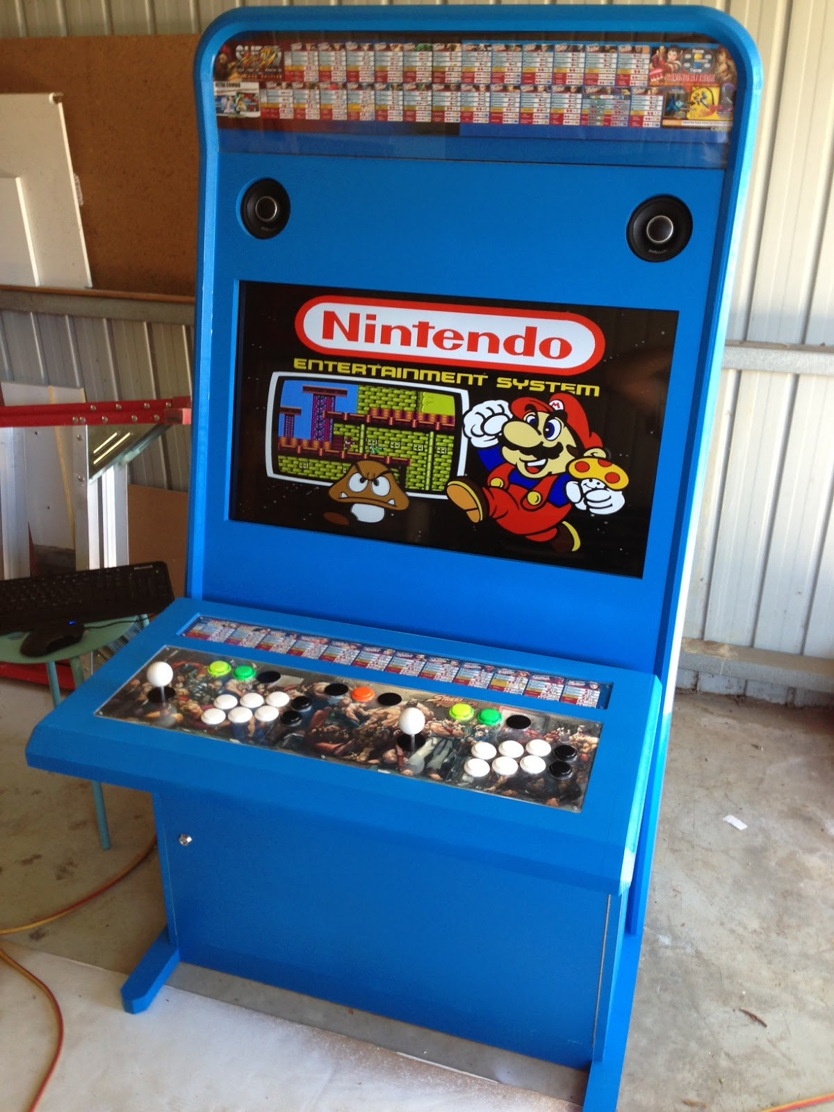 Best ideas about Mame Arcade Cabinet . Save or Pin Daniel s musings on IT Building Arcade Hyperspin Mame Now.