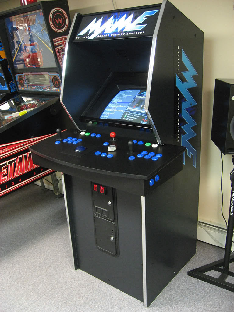 Best ideas about Mame Arcade Cabinet . Save or Pin Tuesday Top Ten Retro Gaming Wishlist Now.