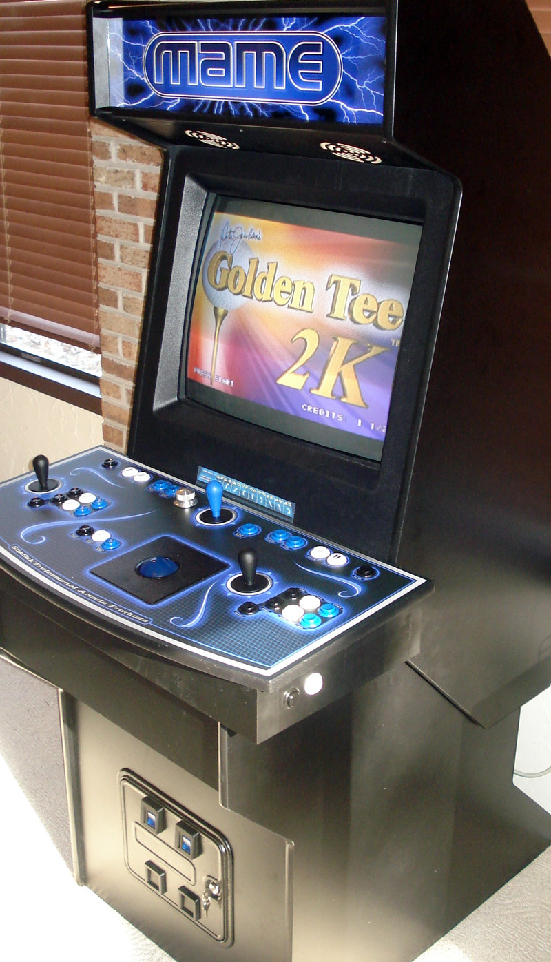 Best ideas about Mame Arcade Cabinet . Save or Pin How to build your own Arcade Machine Todd Moore Now.