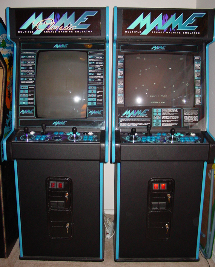 Best ideas about Mame Arcade Cabinet . Save or Pin MAME arcade cabinets by dmatanski on DeviantArt Now.